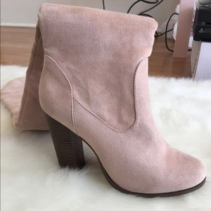 Shoes - Boots over knee